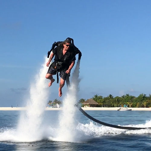 Jetlev @ Sun Watersports