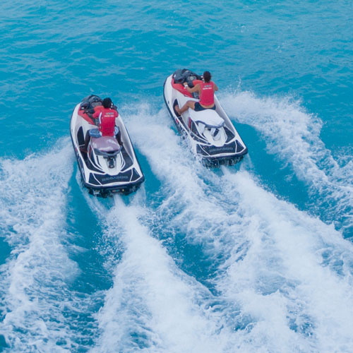 Jetskiing @ Sun Watersports