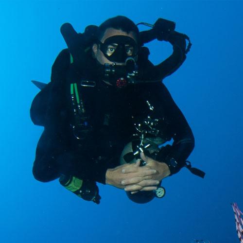 Nitrox Diving @ Sun Divecenter