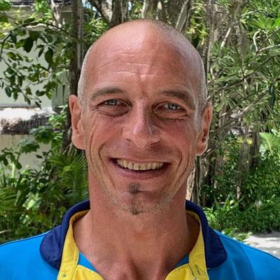 Armin Büdel, Diving Instructor