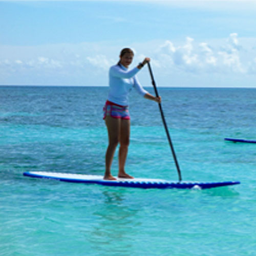 Standup Paddle @ Sun Watersports